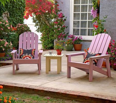 DIY Patio Furniture Ideas!