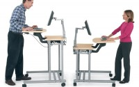 Anthro Height-Adjustable Desk